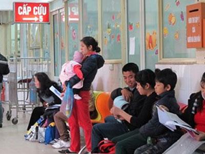 Nhiều trẻ nhập viện do Rotavirus