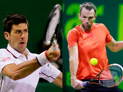 """Djokovic thua sốc """"gã khổng lồ"""" Karlovic"""