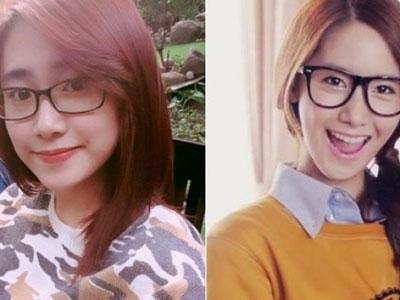 9x Kiên Giang gây bất ngờ với nhan sắc giống YoonA (SNSD)