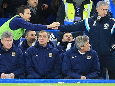 Lampard vẫn giữ tình bằng hữu với Mourinho