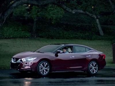 """Lộ diện Nissan Maxima 2016, đối thủ Honda Accord """"lột xác"""""""