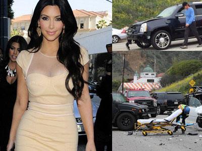 Bố dượng Kim gây tai nạn chết người khi đang lái xe hơi