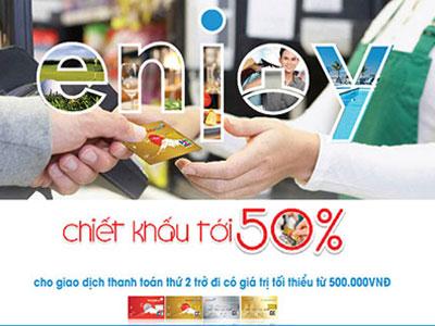 Tiện ích hiện đại của thẻ tín dụng quốc tế