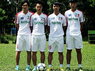 HLV Miura công bố danh sách tuyển U.23 Việt Nam