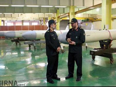 Iran trình làng tên lửa hành trình Soumar