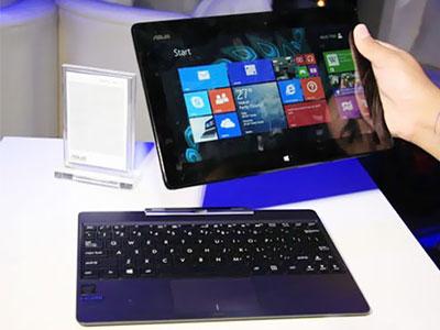 Giá bán mới nhất của 5 mẫu laptop lai tablet chạy Windows