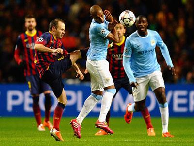 02h45 ngày 19/3, Barcelona vs Man City: Nhiệm vụ bất khả thi!