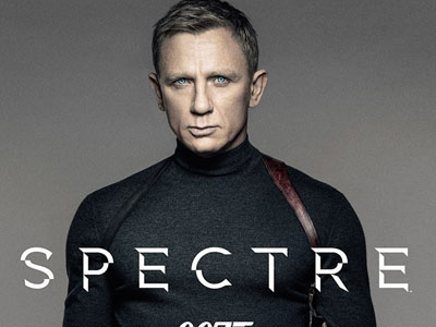 007 đơn độc trên poster đầu tiên của