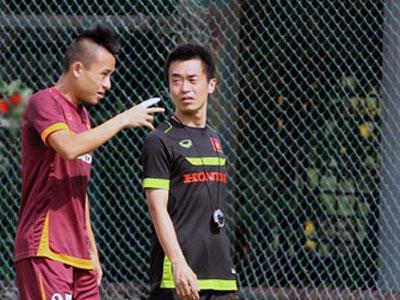 Tiền vệ Huy Toàn chia tay vòng loại U23 châu Á 2016