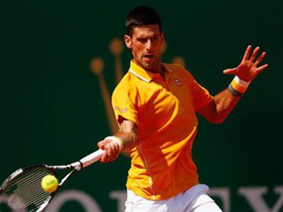 Monte Carlo Masters: Djokovic, David Ferrer khởi đầu ấn tượng