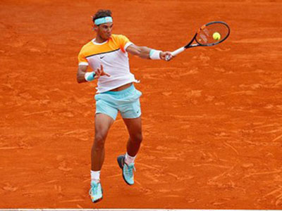 Monte Carlo Masters: Federer, Nadal thắng ấn tượng