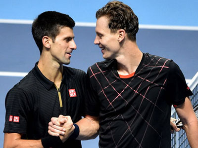Hạ Berdych, Djokovic lần thứ hai vô địch Monte Carlo Masters