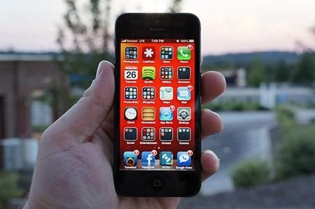 Mua Iphone 5 với giá sốc