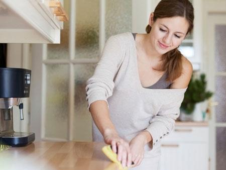 Những thứ trong bếp bẩn hơn cả bồn cầu