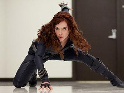 10 mỹ nhân quyến rũ nhất thế giới phim Marvel