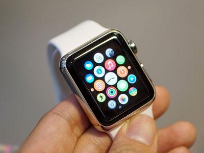 Apple Watch đầu tiên về Việt Nam giá 23,8 triệu đồng