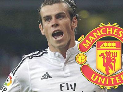 Thực hư vụ Man United mua Gareth Bale
