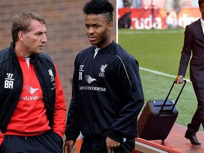 Sterling nổi loạn, công khai đòi rời Liverpool