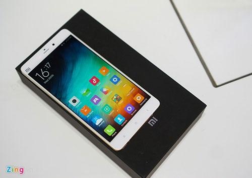 Smartphone có cấu hình mạnh hơn Galaxy S6 của Xiaomi về Việt Nam