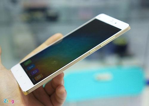 Smartphone có cấu hình mạnh hơn Galaxy S6 của Xiaomi về Việt Nam - 2