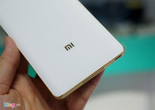 Smartphone có cấu hình mạnh hơn Galaxy S6 của Xiaomi về Việt Nam - 5