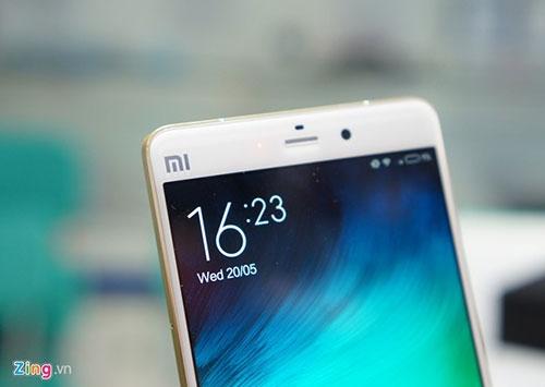 Smartphone có cấu hình mạnh hơn Galaxy S6 của Xiaomi về Việt Nam - 7