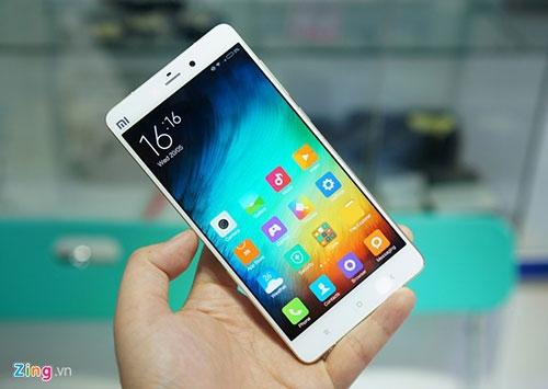 Smartphone có cấu hình mạnh hơn Galaxy S6 của Xiaomi về Việt Nam - 9