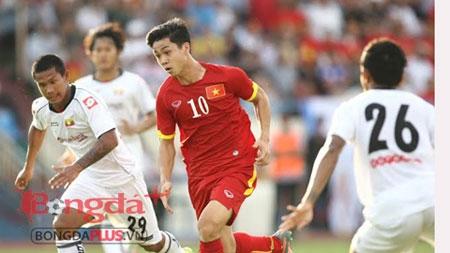 Công Phượng ghi bàn, U23 Việt Nam vẫn hòa tiếc nuối U23 Myanmar