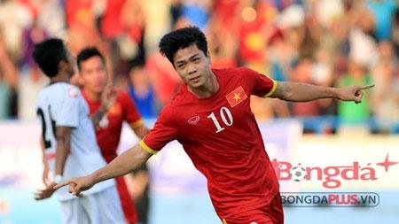 Công Phượng ghi bàn, U23 Việt Nam vẫn hòa tiếc nuối U23 Myanmar - 1
