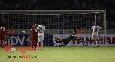 Công Phượng ghi bàn, U23 Việt Nam vẫn hòa tiếc nuối U23 Myanmar - 2