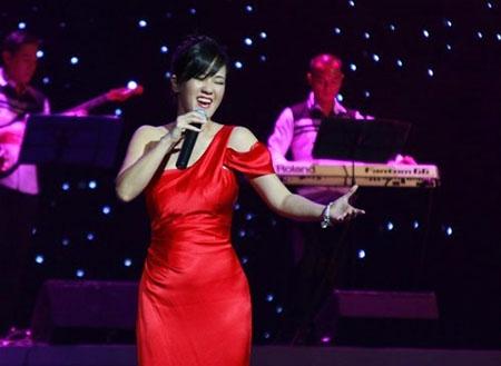 Thu Minh tạm rời ghế nóng Vietnam Idol để sinh con - 2