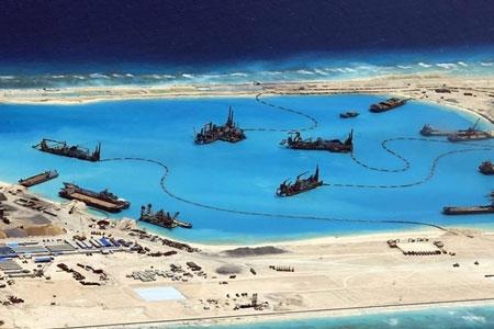 Vì sao thế giới lo ngại hoạt động của Trung Quốc trên Biển Đông?