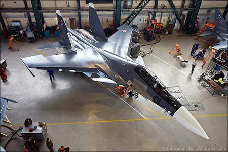 Chiến đấu cơ chủ lực mới của Không quân Việt Nam?