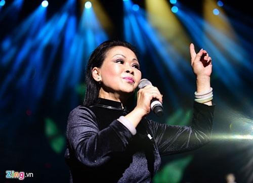 Đêm nhạc Khánh Ly tại Hải Phòng bị hủy - 1