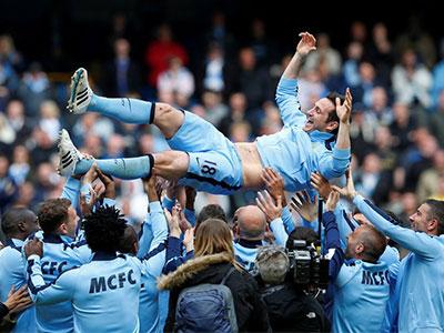 Cầu thủ Man City tri ân Frank Lampard