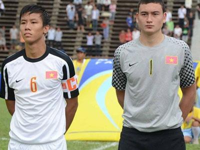 Thủ môn Việt kiều về dự V.League sau khi bị Miura từ chối