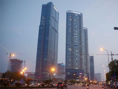 Keangnam được phép bán tòa nhà Landmark 72