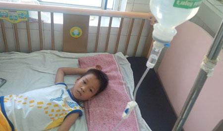 Bé trai 10 tuổi tử vong sau khi ăn cua đá