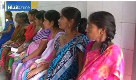 Bệnh viện Ấn Độ quá tải vì nắng nóng - 3