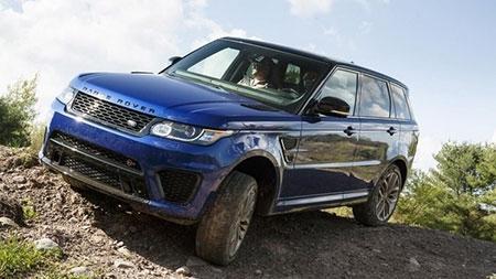 Chi tiết Range Rover Sport SVR 2015 sang trọng, leo núi mạnh