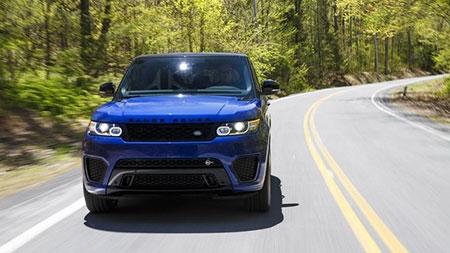 Chi tiết Range Rover Sport SVR 2015 sang trọng, leo núi mạnh - 2
