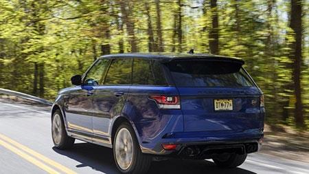 Chi tiết Range Rover Sport SVR 2015 sang trọng, leo núi mạnh - 3