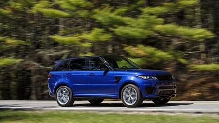 Chi tiết Range Rover Sport SVR 2015 sang trọng, leo núi mạnh - 4