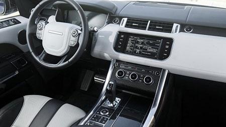 Chi tiết Range Rover Sport SVR 2015 sang trọng, leo núi mạnh - 5