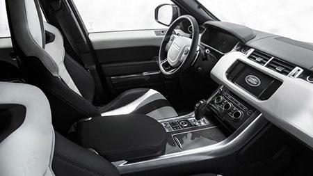 Chi tiết Range Rover Sport SVR 2015 sang trọng, leo núi mạnh - 6