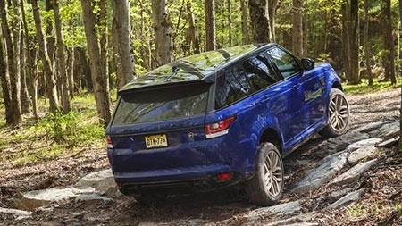 Chi tiết Range Rover Sport SVR 2015 sang trọng, leo núi mạnh - 7