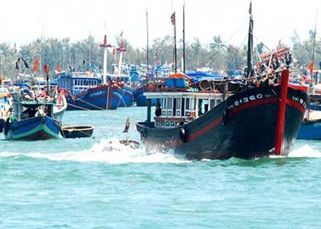 Việt Nam xác minh tàu cá và 33 ngư dân bị bắt ở Brunei