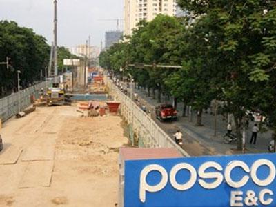 Tàu điện ngầm Thủ đô: Dự án