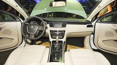 """""""Chốt"""" giá 1,42 tỷ đồng, Peugeot 508 có gì mới? - 1"""