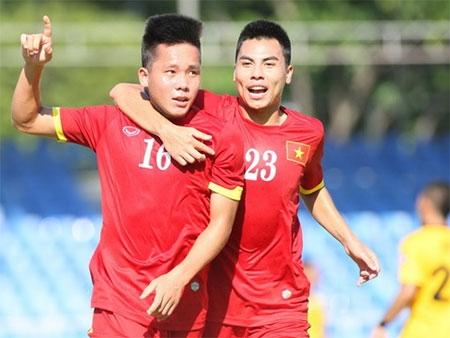 """Công Phượng vào sân ở hiệp 2, U23 Việt Nam dội """"mưa gôn"""" vào lưới Brunei"""